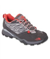 The North Face Women's Hedgehog Hike GTX dark gull grey/tomato red