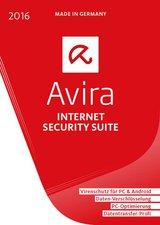 Avira Internet Security Suite 2016 (3 Geräte) (3 Jahre) (ESD)