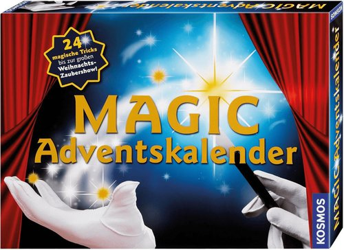Kosmos Magic Adventskalender 2015