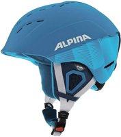Alpina Eyewear Spice Skihelm blue/white matt