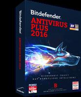 BitDefender Bitdefender Antivirus Plus 2016 (5 Geräte) (1 Jahr)