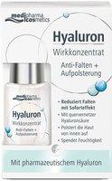 Medipharma Hyaluron Wirkkonzentrat Anti-Falten + Aufpolsterung (13 ml)