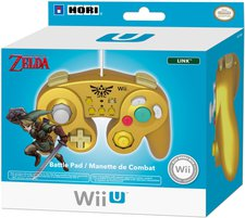 Hori Wii U Battle Pad (Zelda)