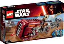 LEGO Star Wars - Reys Speeder (75099)