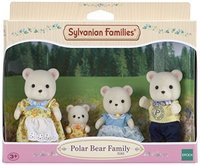 Sylvanian Families Eisbären - Familie Frostig (5183)