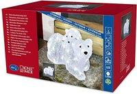 Konstsmide LED Acryl Eisbären (6191-203)