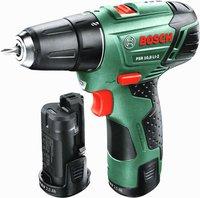 Bosch PSR 10,8 Li mit 2 Akkus (0 603 972 90L)
