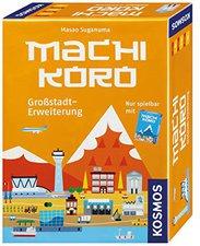 Kosmos Machi Koro - Großstadt-Erweiterung