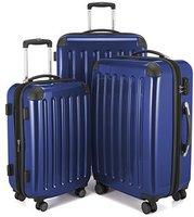 Hauptstadtkoffer Alex Spinner-Set 3-tlg. 55/65/75 cm dark blue