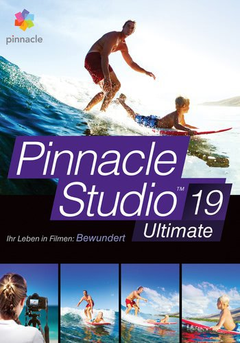 Pinnacle Corel Studio 19 Ultimate (DE) (Win)