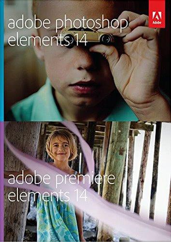 Adobe Photoshop & Premiere Elements 14 (DE) (Box)