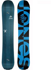 Jones Snowboards Solution (2016)