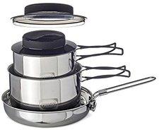 Primus Edelstahlkochset Gourmet-Set (P737620)