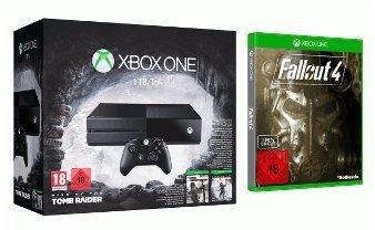 Microsoft Xbox One 1TB + Rise of Tomb Raider + Tomb Raider: Definitive Edition