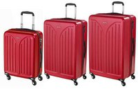 Hardware Skyline 3000 HS Spinner Set 55/67/78 cm red/grey