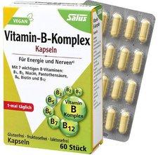 Duopharm Vitamin B Komplex vegetabile Kapseln (60 Stk.)