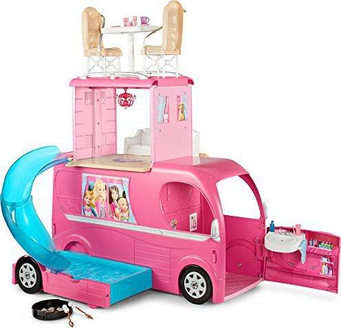 Barbie Das große Hundeabenteuer - Super Ferien Camper