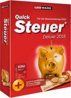Lexware QuickSteuer Deluxe 2016