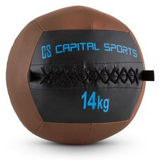 Capital Sports Epitomer Wall Ball 14kg