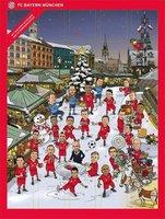 FC Bayern München Schokoladen Adventskalender 2016