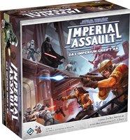 Heidelberger Spieleverlag Star Wars: Imperial Assault - Das Imperium greift an