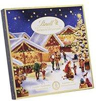 Lindt Weihnachtsmarkt Mini-Tisch-Kalender