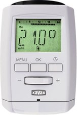 Xavax Funk Heizkörperthermostat Bluetooth