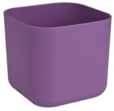 Elho b.for soft square 18cm violett