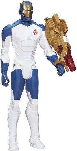 Hasbro Avengers Titan Hero - Light Up Battle