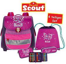 Scout Buddy Purple Butterfly