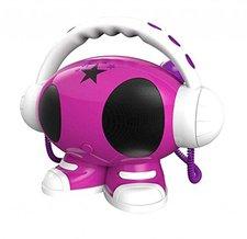 BigBen Karaoke Roboter 1GB pink