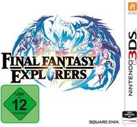 Final Fantasy: Explorers (3DS)