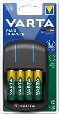 Varta Plug Charger inkl. Akkus (57647101451)