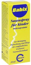 Mickan Babix Nasenspray für Kinder (20 ml)