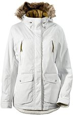 Didriksons Covert Women Jacket snow