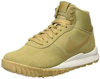 Nike Wmns Hoodland Suede Boot hay/hay/gold/sail