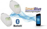 eQ-3 Smart Heizkörperthermostat Bluetooth 2-Set