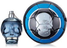 Police to Be Set (EdT 125 ml + Soccer Ball)