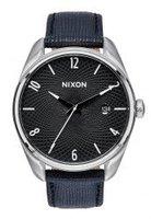 Nixon Bullet Leather schwarz (A473-000)