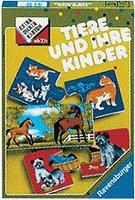 Ravensburger Tiere und ihre Kinder Spiel (21068)