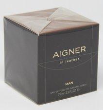 Aigner In Leather for Man Eau de Toilette (75 ml)