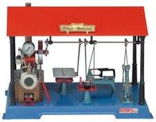 Wilesco D141 Dampfmaschinen-Fabrik (00141)
