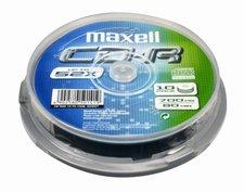 Maxell CD-R 700MB 80min 52x 10er Spindel