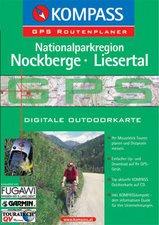 KOMPASS Nationalpark Region Nockberg