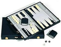 Weible Spiele Turnier Backgammon Koffer 53/32/6