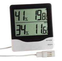 TFA Dostmann Elektronisches Thermo-Hygrometer 30.5013