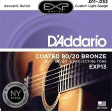 Daddario EXP13 Custom Light 11-52
