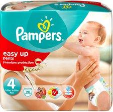 Pampers Easy Up Pants Gr.4 (8-15 kg)