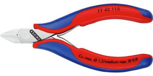 Knipex Elektronik-Seitenschneider (77 42 115)