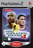 Pro Evolution Soccer 4 (PS2)
